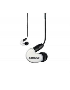 Shure SE215 Headset I öra Bluetooth Svart, Vit Shure SE215SPE-W+BT2-E - 1