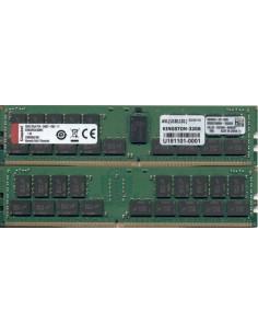 Kingston Technology KSM24RD4/32MEI muistimoduuli 32 GB 1 x DDR4 2400 MHz ECC Kingston KSM24RD4/32MEI - 1