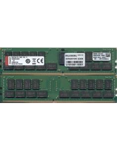 Kingston Technology KSM26RD4/32MEI memory module 32 GB 1 x DDR4 2666 MHz ECC Kingston KSM26RD4/32MEI - 1