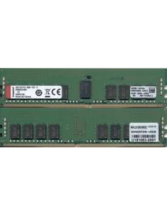 Kingston Technology KSM26RS4/16MEI memory module 16 GB 1 x DDR4 2666 MHz ECC Kingston KSM26RS4/16MEI - 1