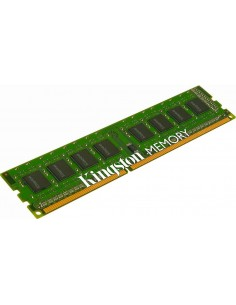 Kingston Technology ValueRAM KVR16N11S8H/4 muistimoduuli 4 GB DDR3 1600 MHz Kingston KVR16N11S8H/4 - 1