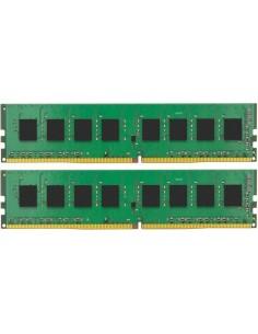 Kingston Technology ValueRAM 16GB DDR4 2133MHz Kit muistimoduuli 2 x 8 GB ECC Kingston KVR21E15D8K2/16I - 1