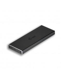 i-tec C31MYSAFEM2 tallennusaseman kotelo SSD-kotelo Musta M.2 I-tec Accessories C31MYSAFEM2 - 1