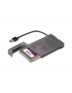 "i-tec MYSAFEU313 tallennusaseman kotelo HDD-/SSD-kotelo Musta 2.5"" I-tec Accessories MYSAFEU313 - 1"