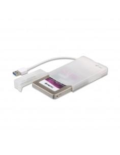 "i-tec MYSAFEU314 tallennusaseman kotelo HDD-/SSD-kotelo Valkoinen 2.5"" I-tec Accessories MYSAFEU314 - 1"