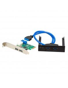 i-tec PCE22U3EXT nätverkskort/adapters Intern USB 3.2 Gen 1 (3.1 1) I-tec Accessories PCE22U3EXT - 1