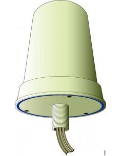 Cisco Aironet 5-GHz MIMO network antenna Omni-directional RP-TNC 4 dBi Cisco AIR-ANT5140NV-R= - 1