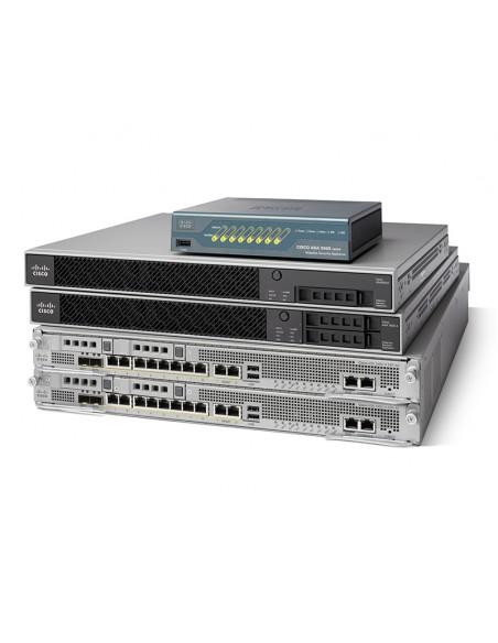 Cisco ASA5525-K9 hardware firewall 1U 2000 Mbit/s Cisco ASA5525-K9 - 2