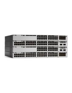 Cisco Catalyst 9300 48-port data Ntw Ess hanterad L2/L3 Gigabit Ethernet (10/100/1000) Grå Cisco C9300L-48P-4G-A - 1