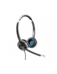 Cisco 532 Headset Huvudband Svart Cisco CP-HS-W-532-USBA= - 1