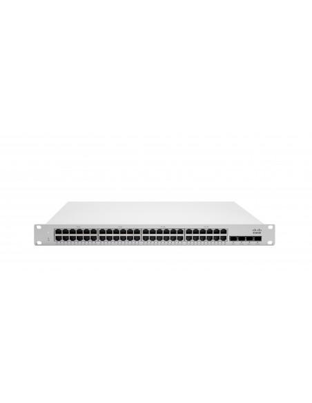 Cisco Meraki MS225-48 Hallittu L2 Gigabit Ethernet (10/100/1000) 1U Harmaa Cisco MS225-48-HW - 1