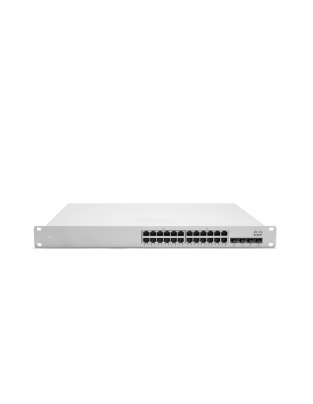 Cisco MS350-24 Managed L3 Gigabit Ethernet (10/100/1000) 1U Grey Cisco MS350-24-HW - 1