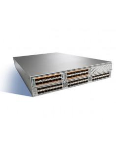 Cisco Nexus 5596UP hanterad L2/L3 10G Ethernet (100/1000/10000) 2U Silver Cisco N5K-C5596UP-FA - 1