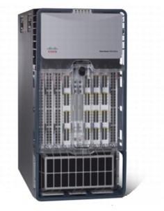 Cisco N7K-C7010= nätverksutrustningschassin 21U Svart Cisco N7K-C7010= - 1