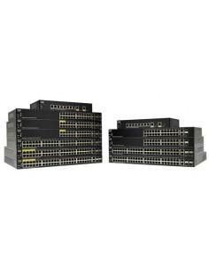 Cisco SG250-26HP-K9-EU nätverksswitchar hanterad L2 Gigabit Ethernet (10/100/1000) Strömförsörjning via (PoE) stöd Svart Cisco S