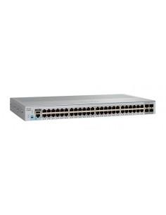 Cisco Catalyst 2960-L hanterad L2 Gigabit Ethernet (10/100/1000) 1U Grå Cisco WS-C2960L-SM-48TS - 1