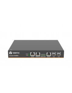 Vertiv Avocent 4-Port ACS800 Serial Console with analog modem Vertiv ACS804MEAC-404 - 1