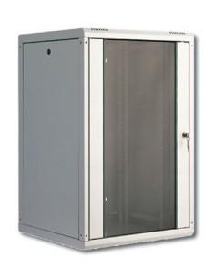 "Digitus 20U 19"" Wall Mounting Cabinet 600x560 mm mounted rack Grey Digitus DN-19 20U-6/6 - 1"