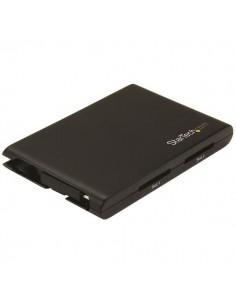 StarTech.com SD- /skrivare med dubbla portar - USB 3.0 USB-C SD 4.0, UHS II Startech 2SD4FCRU3C - 1