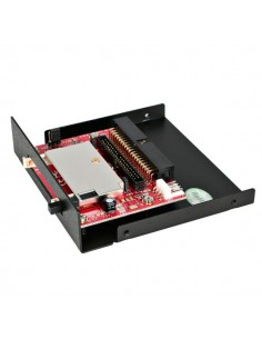 StarTech.com 3.5in Drive Bay IDE to Single CF SSD Adapter Card Reader Startech 35BAYCF2IDE - 1