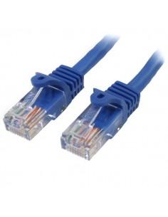 StarTech.com 45PAT10MBL verkkokaapeli 10 m Cat5e U/UTP (UTP) Sininen Startech 45PAT10MBL - 1