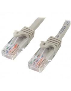 StarTech.com 45PAT10MGR verkkokaapeli 10 m Cat5e U/UTP (UTP) Harmaa Startech 45PAT10MGR - 1