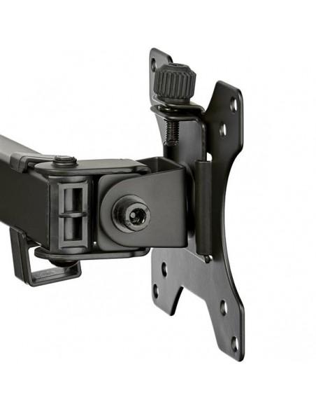 StarTech.com Skrivbordsmonterad arm för dubbelskärm - Tvärstång Ledad Stål Startech ARMDUAL2 - 9