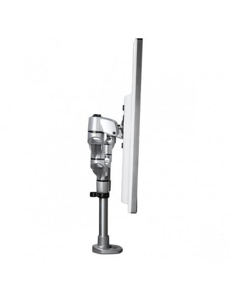 StarTech.com Skrivbordsmonterad arm för dubbelskärm - Svängbar Premium Startech ARMDUALPS - 8