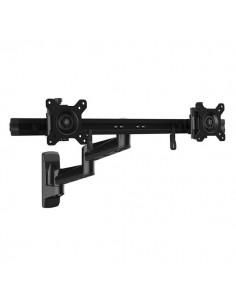 StarTech.com Wall-Mount Dual Monitor Arm - Articulating Startech ARMDUALWALL - 1