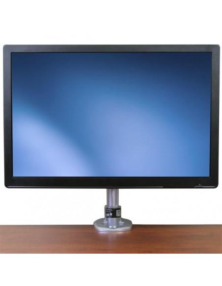 StarTech.com Single-Monitor Desk Mount - Height Adjustable Steel Startech ARMPIVOT - 4