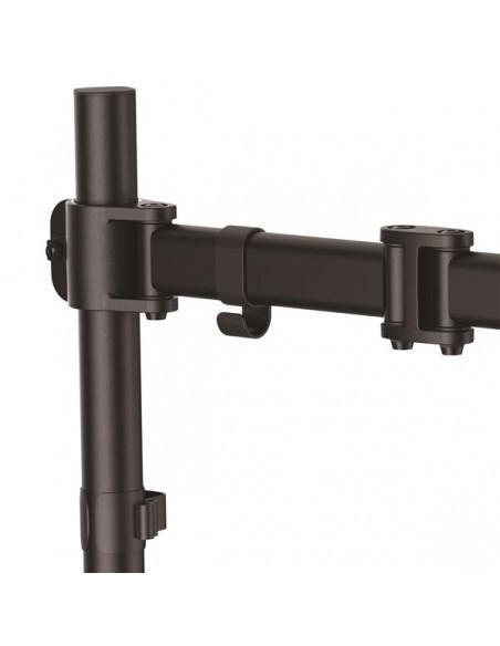 """StarTech.com ARMPIVOTB monitorin kiinnike ja jalusta 68.6 cm (27"""") Puristin Musta Startech ARMPIVOTB - 3"""