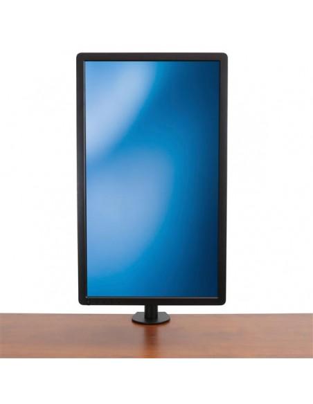 """StarTech.com ARMPIVOTB monitorin kiinnike ja jalusta 68.6 cm (27"""") Puristin Musta Startech ARMPIVOTB - 6"""