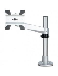"""StarTech.com ARMPIVOTB2 monitorin kiinnike ja jalusta 86.4 cm (34"""") Puristin Hopea Startech ARMPIVOTB2 - 1"""