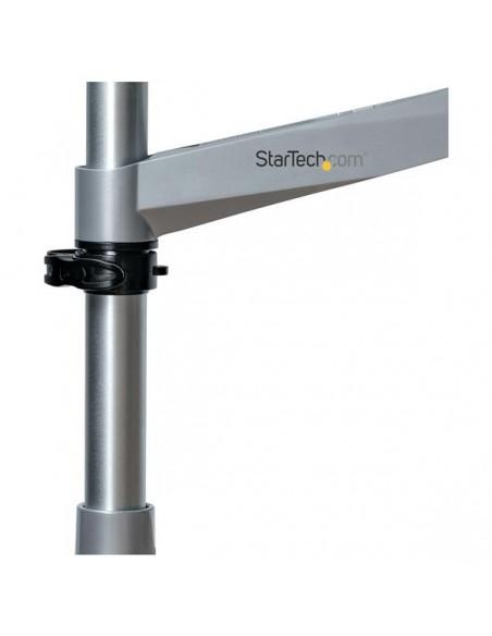 StarTech.com Skrivbordsmonterad monitorarm - ledad aluminium premium Startech ARMPIVOTB2 - 13