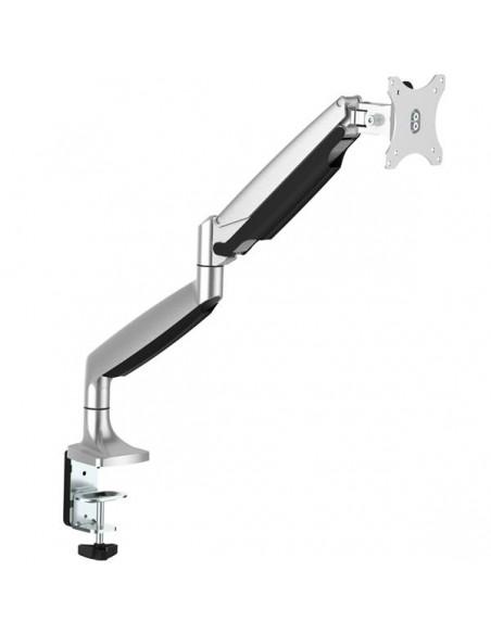 """StarTech.com ARMPIVOTHD monitorin kiinnike ja jalusta 81.3 cm (32"""") Puristin Hopea Startech ARMPIVOTHD - 1"""