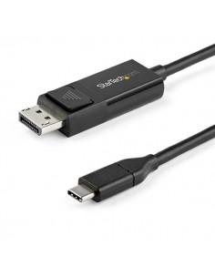 StarTech.com 2 m USB-C till DisplayPort 1.2-kabel - dubbelriktad Startech CDP2DP2MBD - 1