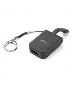 StarTech.com CDP2DPFC USB grafiikka-adapteri 7680 x 4320 pikseliä Musta Startech CDP2DPFC - 1