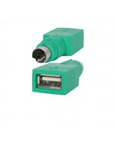 StarTech.com USB-mus till PS/2-ersättningsadapter - F/M Startech GC46FM - 1