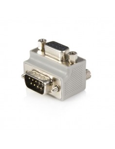 StarTech.com Right Angle DB9 to Serial Cable Adapter Type 2 - M/F Startech GC99MFRA2 - 1