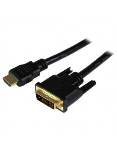 StarTech.com 1.5 m HDMI till DVI-D-kabel – M/M Startech HDDVIMM150CM - 1