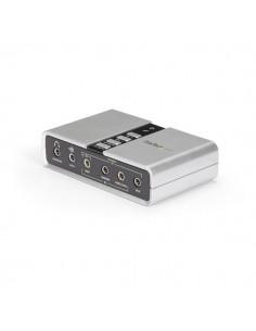 StarTech.com ICUSBAUDIO7D äänikortti 7.1 kanavaa USB Startech ICUSBAUDIO7D - 1