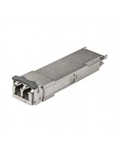 StarTech.com HPE JG661A Compatible QSFP+ Module - 40GBASE-LR4 40GbE Single Mode Fiber Optic Transceiver 40GE Gigabit Ethernet St