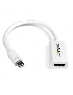StarTech.com Mini DisplayPort till HDMI 4K-konverterare – 1.2 aktiv adapter för Mac Book Pro / Air 4K @ 30 Hz Startech MDP2HD4KS