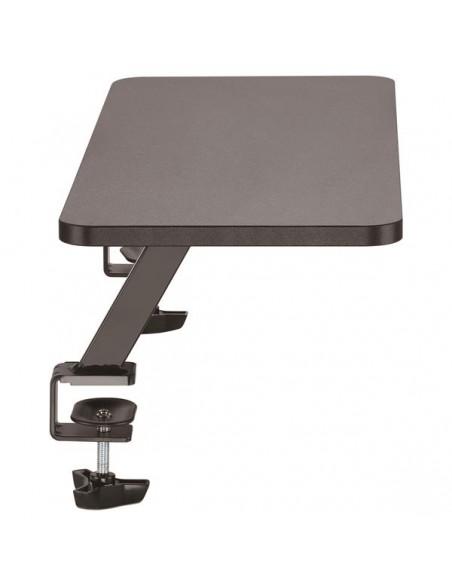 """StarTech.com Monitor Riser Stand - Desk Mount Extra Wide 25.6"""" (65 cm) Startech MNRISERCLMP - 4"""
