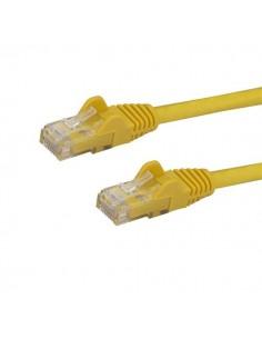 StarTech.com N6PATC7MYL verkkokaapeli Keltainen 7 m Cat6 U/UTP (UTP) Startech N6PATC7MYL - 1