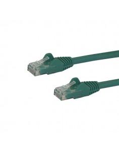 StarTech.com Cat6 patchkabel med hakfria RJ45-kontakter - 30.4 m, grön Startech N6PATCH100GN - 1