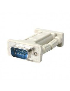 StarTech.com NM9MF cable gender changer DB9 Harmaa Startech NM9MF - 1