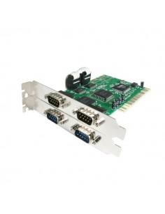 StarTech.com PCI4S550N liitäntäkortti/-sovitin Sisäinen Rinnakkainen Startech PCI4S550N - 1
