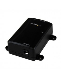 StarTech.com POEINJ1GW PoE-adapteri Gigabitti Ethernet 48 V Startech POEINJ1GW - 1