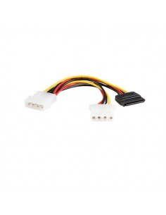 StarTech.com 6in LP4 to SATA Power Y Cable Adapter Startech PYO1LP4SATA - 1